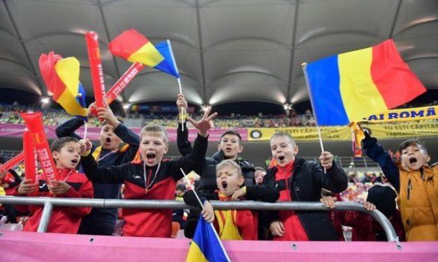 Emoționat! Cum s-a auzit Imnul României cântat din inima a 30.000 de copii. O țară întreagă în lacrimi!