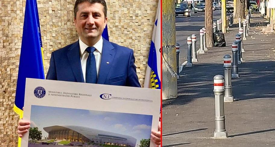 """Bogdan Huțucă: """"Domnul primar ZERO a construit ZERO. Constanța a rămas captivă în mâna impostorilor"""""""