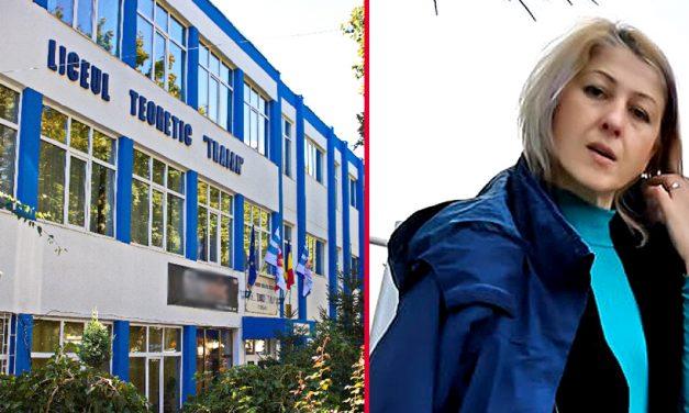 """Directoarea Liceului """"Traian"""", demisă în urma scandalului despre publicarea listei cu """"fondul școlii"""""""