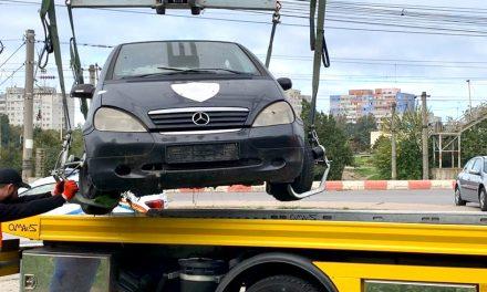 Primăria scoate la vânzare 223 de mașini recuperate de pe străzile Constanței