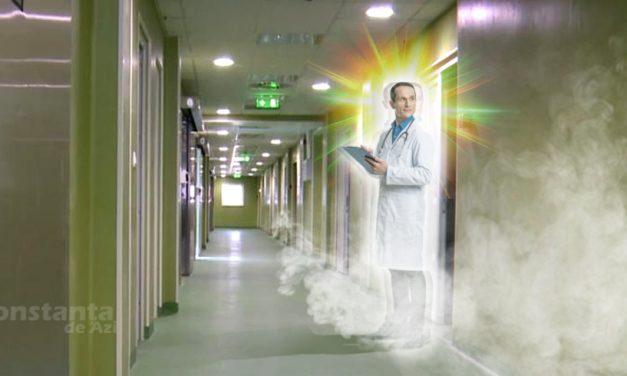 Miracol în Spitalul Județean Constanța? Un pacient se jură că a văzut un medic la orele prânzului