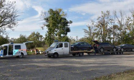 Un român care aducea mașini din Germania pe platformă, amendat cu 6.000 euro în Ungaria. I s-a confiscat și mașina