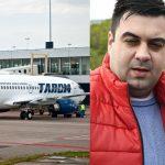 """Șefa demisă a Tarom îl acuză pe ministrul Transporturilor că i-a cerut """"să țină avioanele la sol în ziua moțiunii"""""""