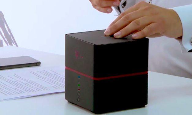 """Adevărul despre routerul """"minune"""", fără pereți găuriți, de la Telekom. CNA le-a interzis reclma pe TV"""