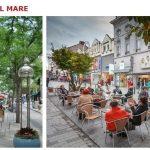 Cum va arăta centrul Constanței: fântâni arteziene și spații verzi pe str. Ștefan cel Mare, piste de biciclete pe Mircea