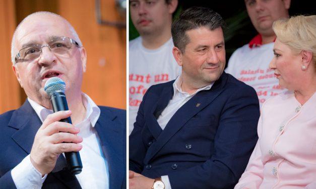 """VIDEO. Felix Stroe spune că Dăncilă e """"mama națiunii"""", iar Făgădău o numește """"cel mai puternic bărbat din politica românească"""""""