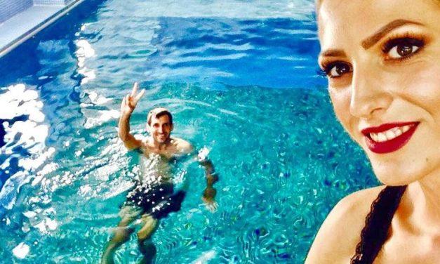 Conducerea AMVVD și familiile au sărbătorit la munte, cu piscină, SPA și lăutari! Vineri, vă vor cere donații…