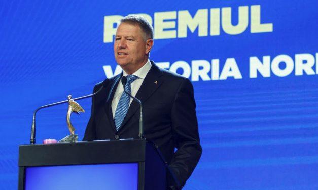 Iohannis: PSD este motivul pentru care România nu s-a dezvoltat mai mult şi mai bine