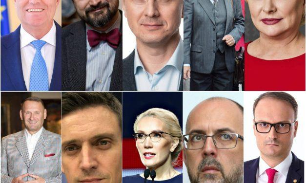 REZULTATE FINALE JUDEȚUL CONSTANȚA / Iohannis câștigă turul I cu 40,15%