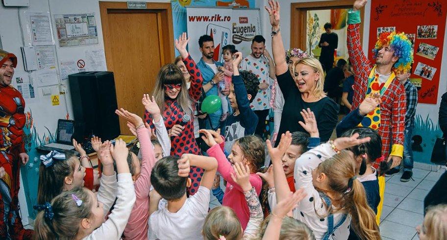Atelierul Zânelor, ediția de Crăciun. Eveniment pentru cei mici, cu scop umanitar!