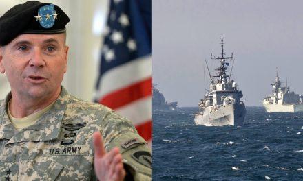 """General american: """"Cred că regiunea Mării Negre va fi cel mai probabil viitorul teatru de conflict"""""""