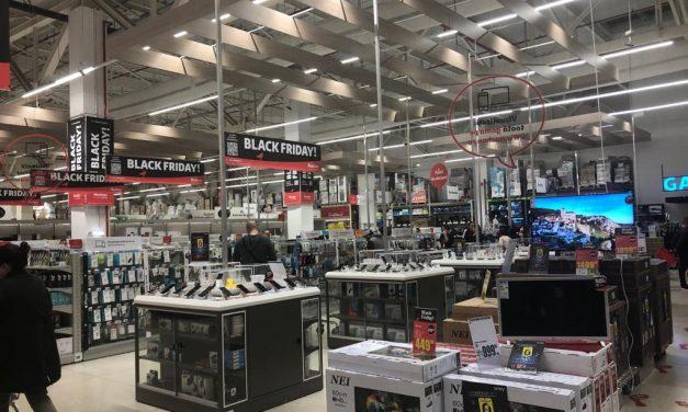 """Auchan face precizări privind """"reducerile"""" de Black Friday, după ce clienții au semnalat că prețurile reduse sunt identice cu cele vechi"""