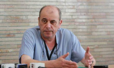 Medicul Constantin Tica, șeful Clinicii de Chirurgie și Ortopedie Pediatrică, a murit aseară!
