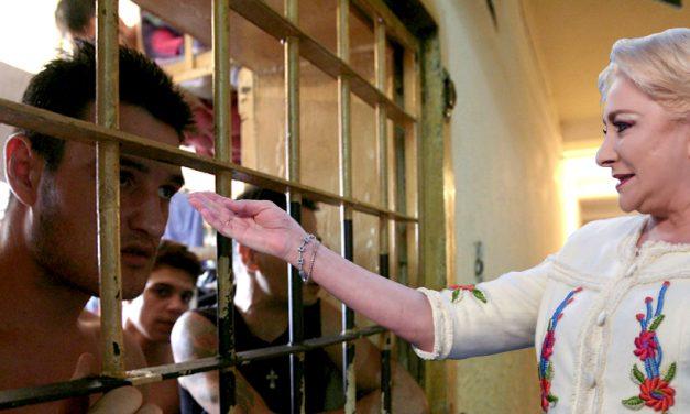 La Iași, Viorica Dăncilă a luat cele mai multe voturi doar în secțiile unde au votat deținuții