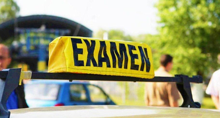 Instructor auto din Constanța, prins băut la volan în timpul examenului