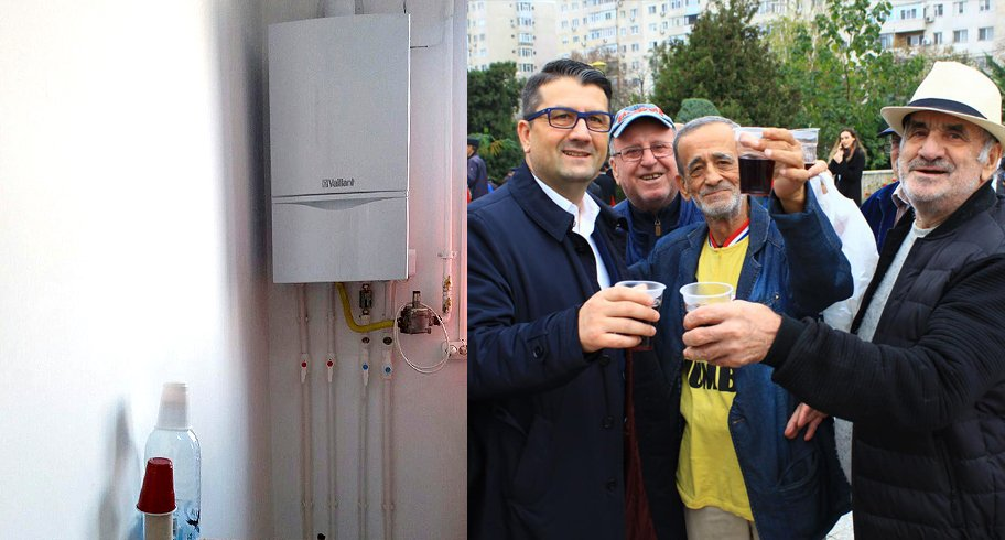 Primăria lui Făgădău îi va da în judecată pe constănțenii care au centrale pe gaz