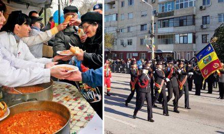 Programul complet al evenimentelor de 1 Decembrie la Constanța. Paradă militară plus iahnie și grătare