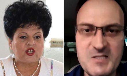 """Trădare! Mariana Gâju a votat Cumpănașu, că """"e și el un cumpănean mai mic"""""""