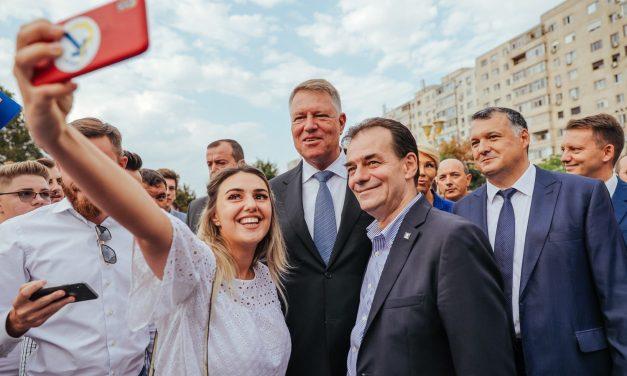 REZULTATE. Iohannis câștigă la pas Constanța, Barna nu trece de Dăncilă