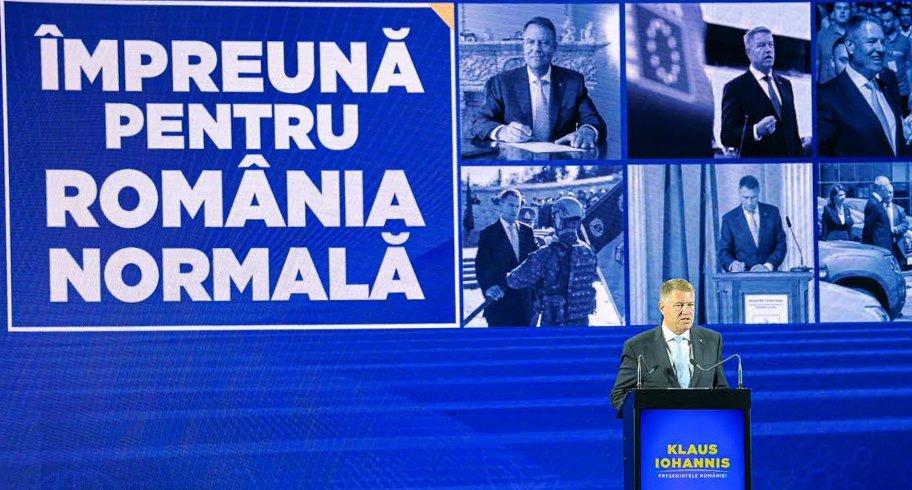 Principalele motive pentru a îl vota pe Klaus Iohannis președinte (P)