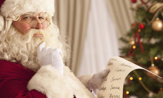 """Ce i-a cerut o fetiță de 10 ani lui Moș Crăciun. """"Poșetă Chanel, sandale Gucci, un iPhone 11 și 4.000 de dolari"""""""