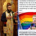 """Preot din Constanța, distribuitor de fake-news și jigniri la adresa lui Iohannis: """"Un animal"""""""