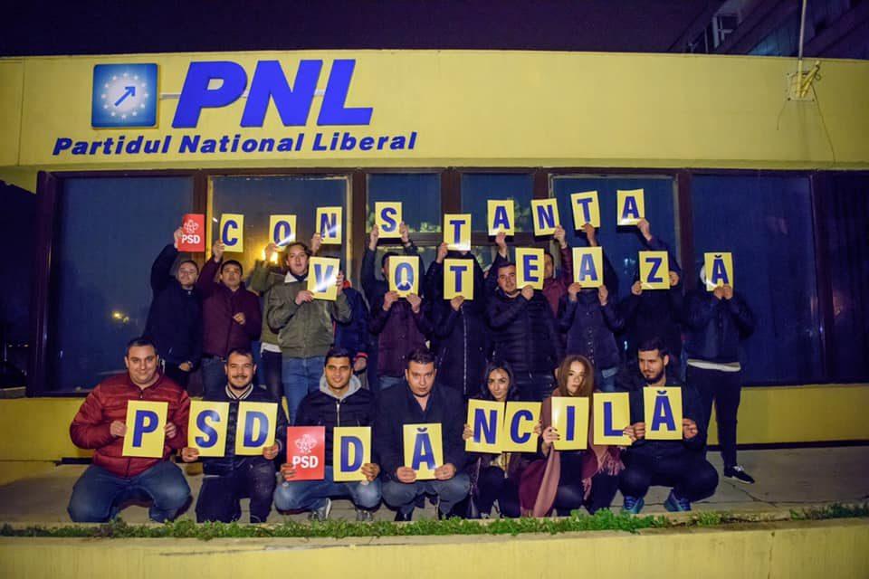 Constanța nu a votat cu Dăncilă, așa cum pozau pesediștii în fața PNL. PSD, făcut praf cu 70%