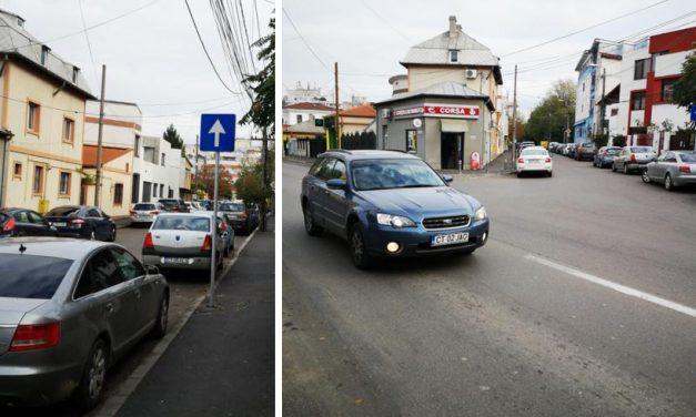 Sensuri unice montate pe trei străzi din zone intens circulate ale Constanței