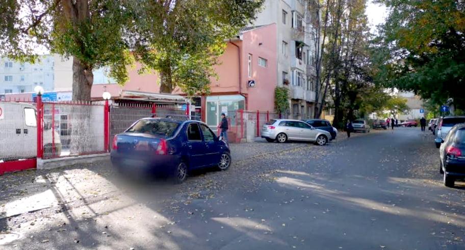 Strada Dumitru Marinescu, reconfigurată cu sens dublu. Făgădău anunță că pune stâlpișori la toate blocurile