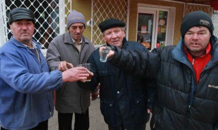 Patru din cele cinci cârciumi ale unei comune au fost închise, după ce nu s-au mai dat ajutoare sociale