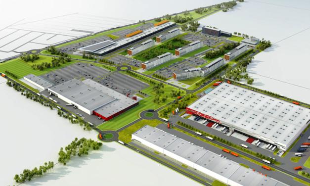 Au început lucrările la Constanța Business Park! Investiție de 200 milioane euro, pe o suprafață de 100 hectare, în satul Lazu