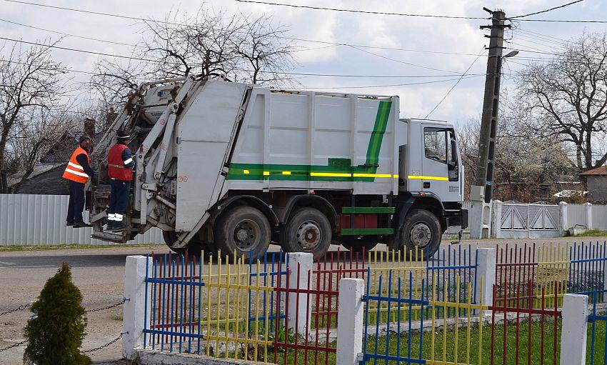 Anunț de angajare Primăria Nicolae Bălcescu – Serviciul Local de Salubrizare