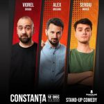 Stand-up Comedy cu Vio, Mocanu și Mirică! La Doors Club