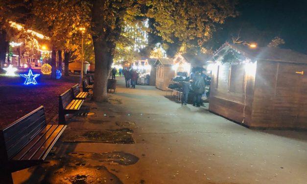 Târgul de Crăciun din centrul Constanței a tras obloanele. În loc de poveste, a rămas depresia…