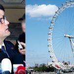 """Decebal Făgădău vrea să facă o nouă faleză cu """"o roată ca la Londra"""""""
