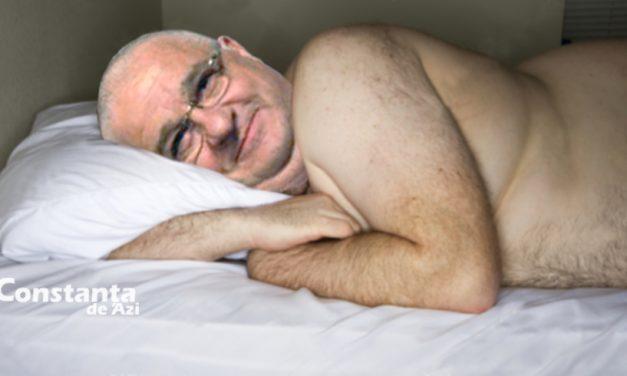 De Bobotează, Felix Stroe și-a pus o zgardă sub pernă ca să-și viseze noul stăpân