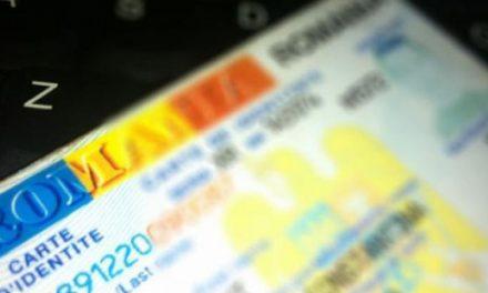 MAI propune intoducerea cărţilor electronice de identitate de la 12 ani