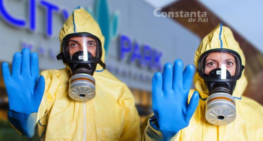 Măsuri anti-coronavirus la Constanța: mall-urile în carantină! Sunt pline de chinezării