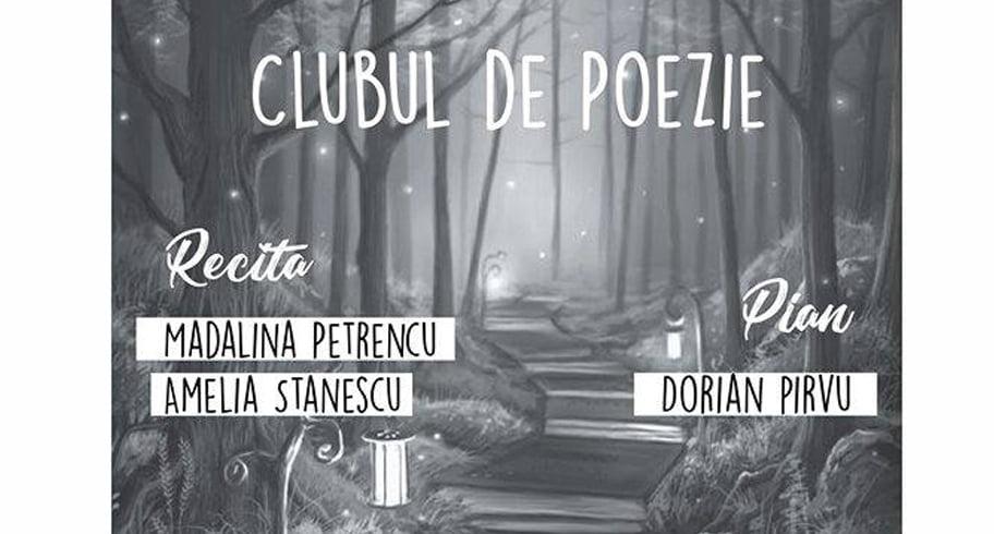 Club de Poezie la Doors Club Constanța cu prilejul Zilei Culturii Naționale