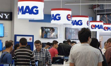 eMAG, taxe de livrare pentru produsele ridicate direct din magazinele companiei sau dulapurile easybox