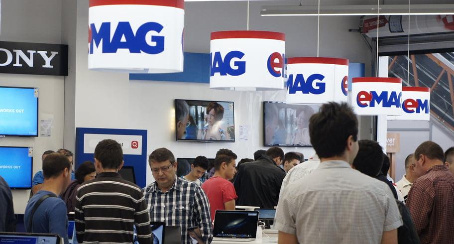Amendă uriașă pentru eMAG în urma unor promoții înșelătoare. Autoritățile desfășoară o amplă anchetă pentru comportament anticoncurenţial