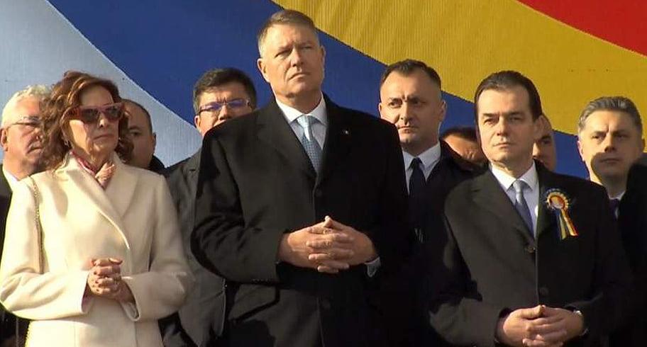 Iohannis și Orban au promis la Iași realizarea Autostrăzii Moldovei, din bani europeni