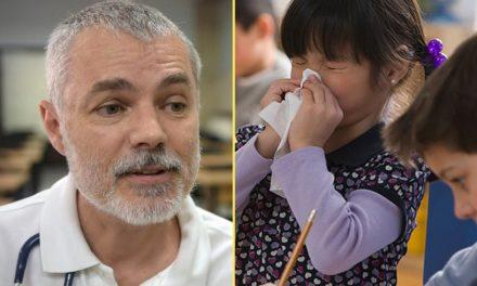 """Pediatrul Mihai Craiu: """"Este imoral să duci un copil gripat la grădiniță"""""""