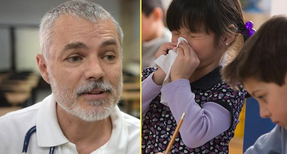 Medicul Mihai Craiu: Masca de protecție purtată de un pacient sănătos nu îl ajută cu nimic
