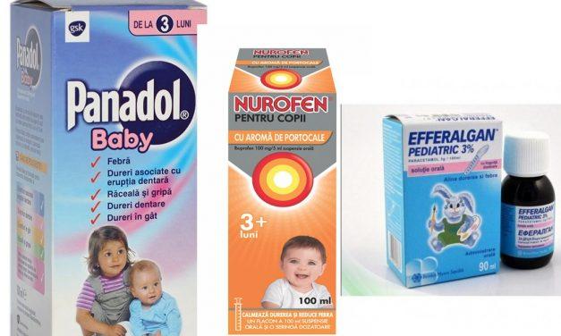 Paracetamolul și ibuprofenul scoase de pe rafturile farmaciilor din Franța din cauza supra-medicației populației