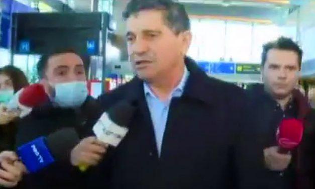 """VIDEO. Reacția nervoasă a unui român venit din China: """"Păi de ce să port mască?"""""""