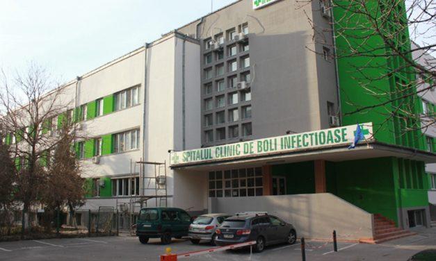 40 de cazuri de gripă înregistrate la Constața. Accesul în Spitalul de Boli Infecțioase a fost limitat