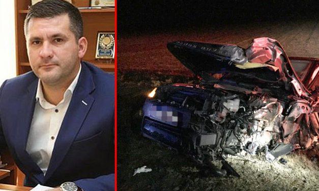 Băut la volan, fostul prefect al Constanței, Ioan Albu a provocat un accident rutier mortal