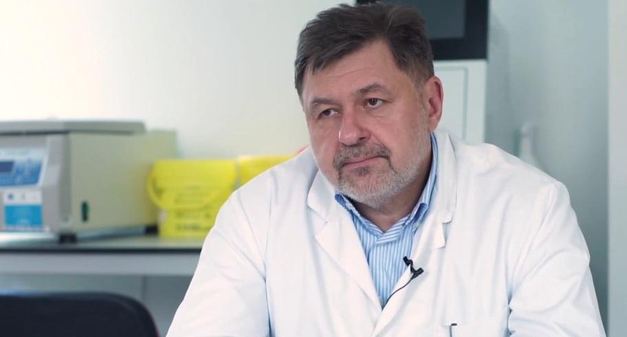Rafila: Coronavirus nu se transmite prin atingere, ci prin intermediul secrețiilor respiratorii