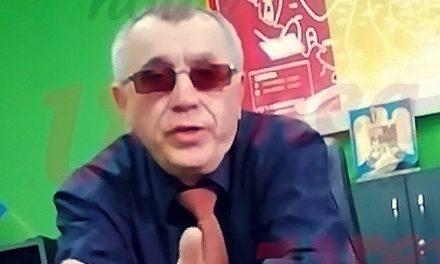 """VIDEO. Director de instituție publică, mort de beat la serviciu: """"Mă doare în p… pe mine."""""""